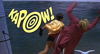 Kapow! en la serie Batman