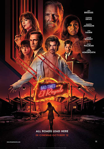 Bad Times at the El Royale 2018 Upcoming Movie Official Trailer HDRip