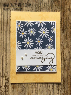 Check out this Delightful Daisy Designer Series Paper project from Stampin' Up!