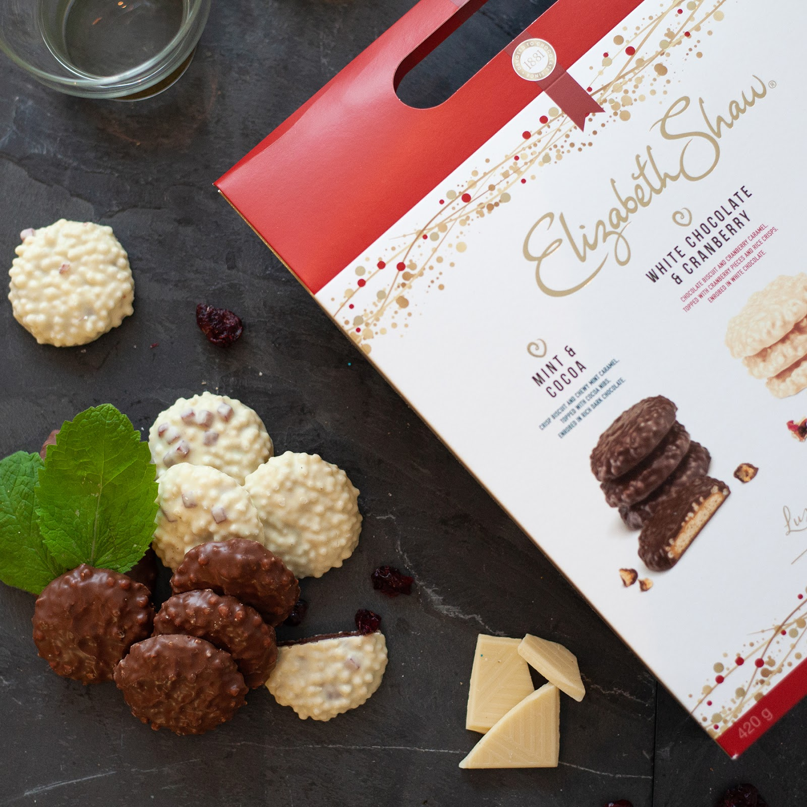 Elizabeth Shaw Luxuriously Tempting Biscuit Selection