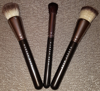 Makeup Geek Brushes