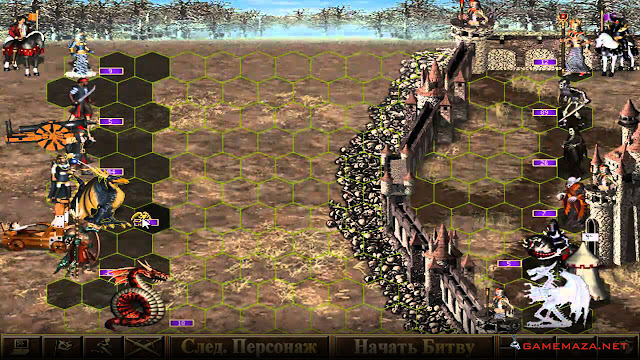 Heroes of Might and Magic III Gameplay Screenshot 3