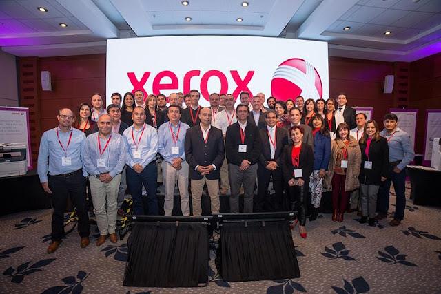Ecuador presente en el lanzamiento regional de Xerox ConnectKey