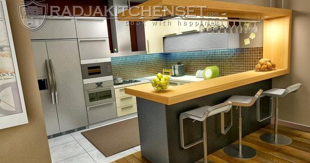 Kitchen Set Warna Hijau Radja Kitchen Set 0813 8942 4220