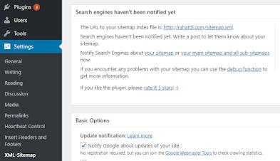 Cara Verifikasi Blog Wordpress di Search Console