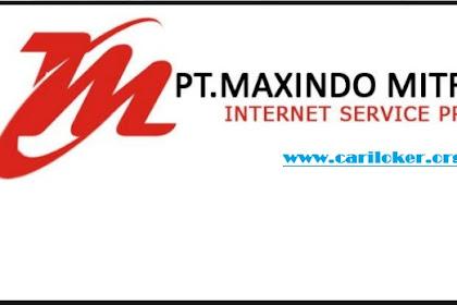 Loker Terbaru PT. Maxindo Mitra Solusi - Jakarta