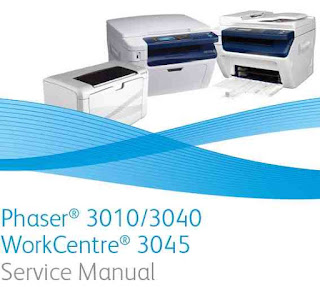 Xerox Phaser 3010/3040 WorkCentre 3045 Service Manual