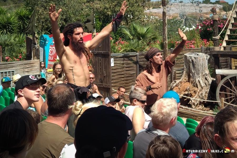 Piratas en Zoomarine