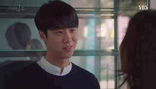 Sinopsis Temperature of Love Episode 20