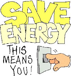 Gambar Mewarnai Poster Hemat Energi Halaman Mewarnai Anak