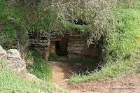 Tel Baruch, A Samaritan Cemetery