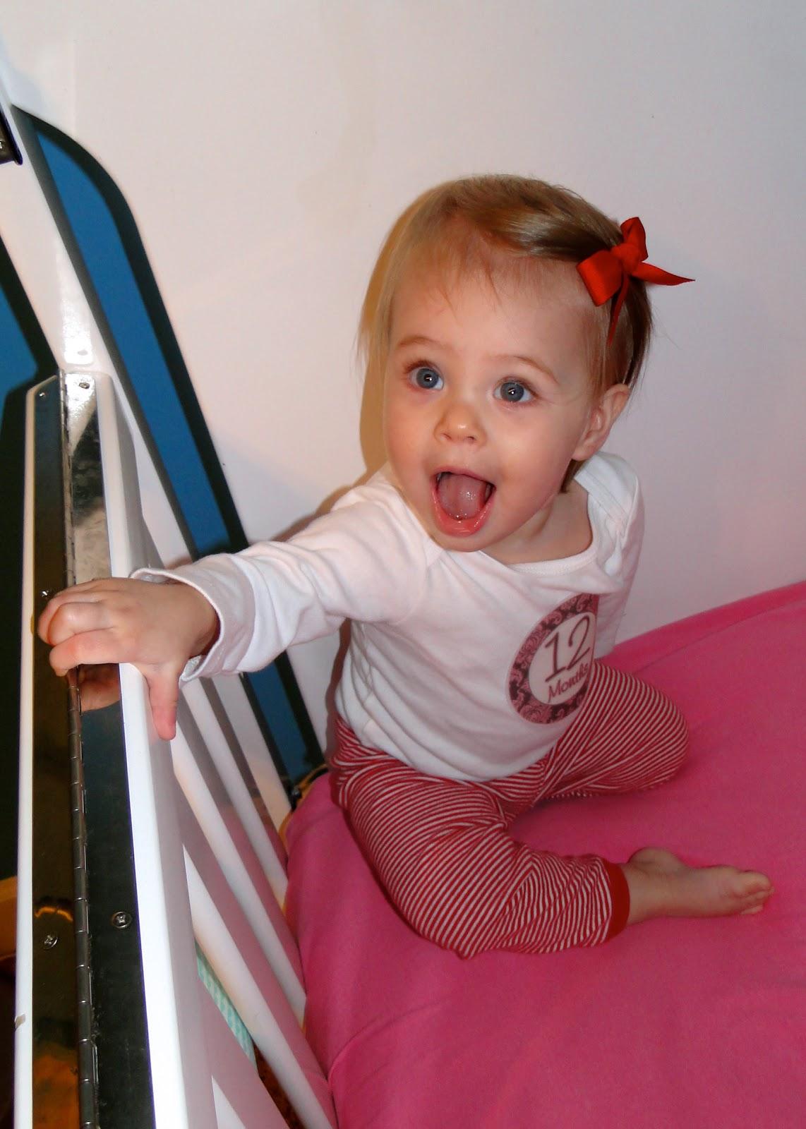 Brittlynn – 12 Months Old!