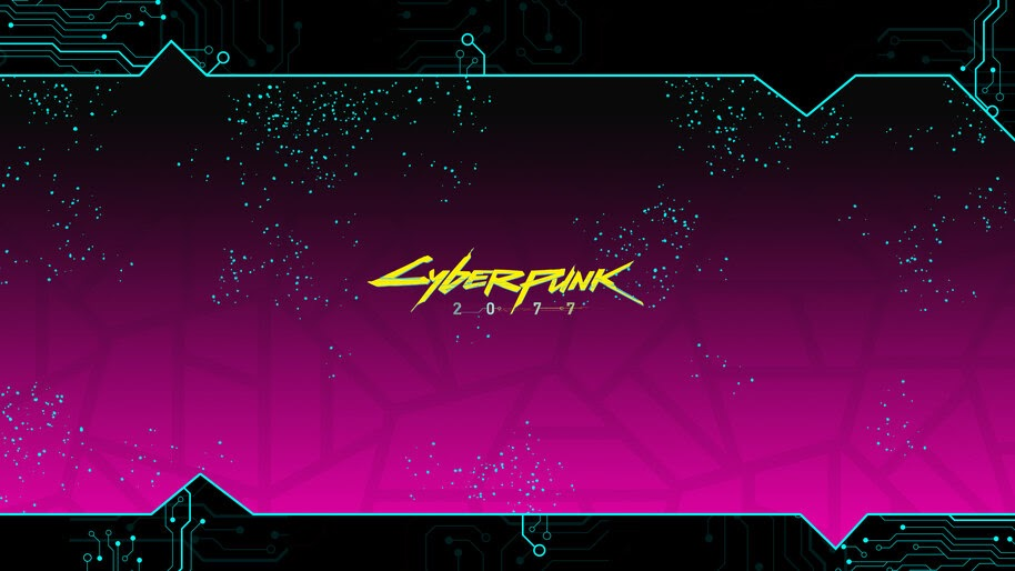 Cyberpunk 2077, Game, Background, 4K, #3.2341