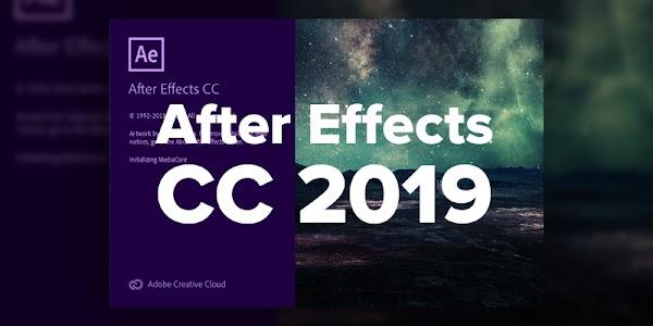 Hướng dẫn cài đặt Adobe After Effects CC 2019 Full Active mới nhất