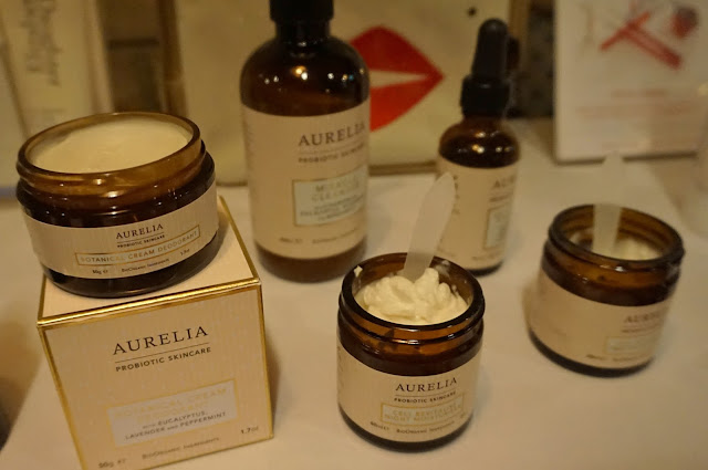 Aurelia Beauty Products