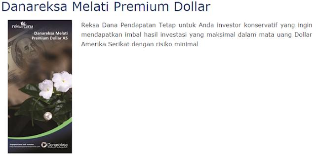 Danareksa Melati Premium Dollar