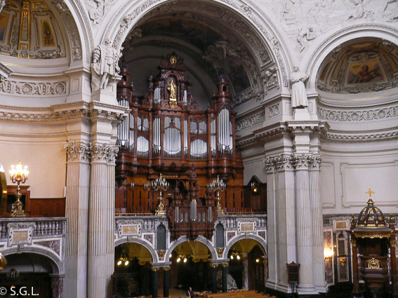 Catedral Berlin Interior