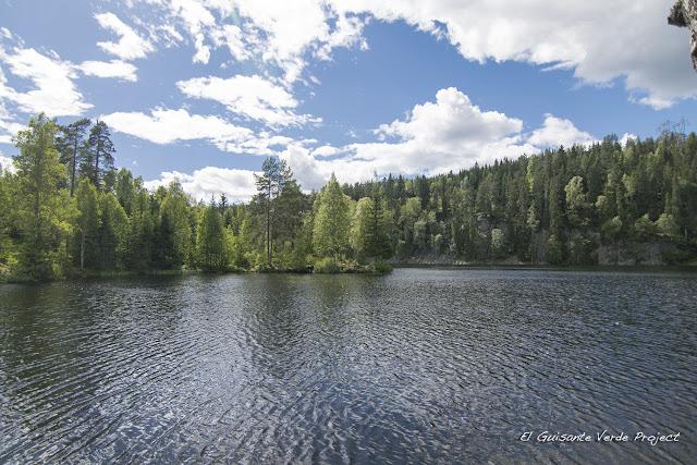 Store Åklungen - Oslo, por El Guisante Verde Project