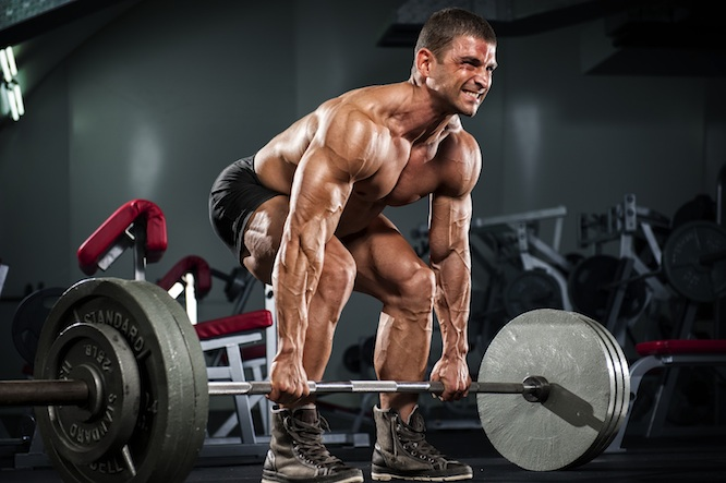 Mass And Strength: 5x5 Workout Routine
