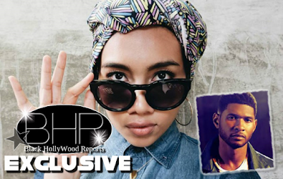 "Singer Yuna teams Up With Usher With For Single ""Crush"""