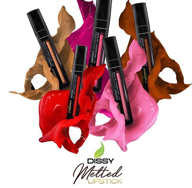 MELTED LIPSTICK DISSY COSMETICS REVIEW