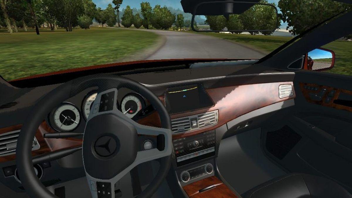 Mercedes 2013 CLS