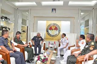 Kunjungan Panglima Militer Malaysia