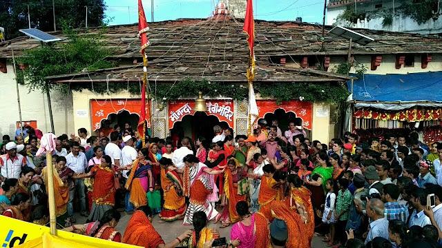 nanda devi temple history,  nanda devi story in hindi , nanda devi yatra history,  nanda devi raj jat yatra story in hindi,  nanda devi yatra route , how to reach nanda devi temple,  nanda devi temple pictures, nanda devi goddess