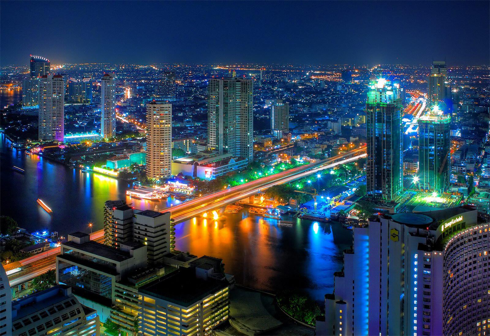 Paisley Curtain: Vietnam and Thailand....