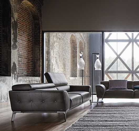 roche bobois roman sofa design by sacha lakic