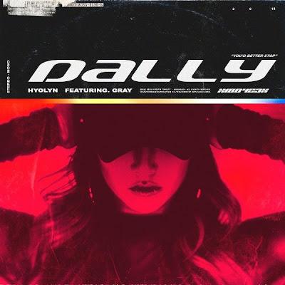 HYOLYN - 달리 (Dally) (Feat. GRAY).mp3