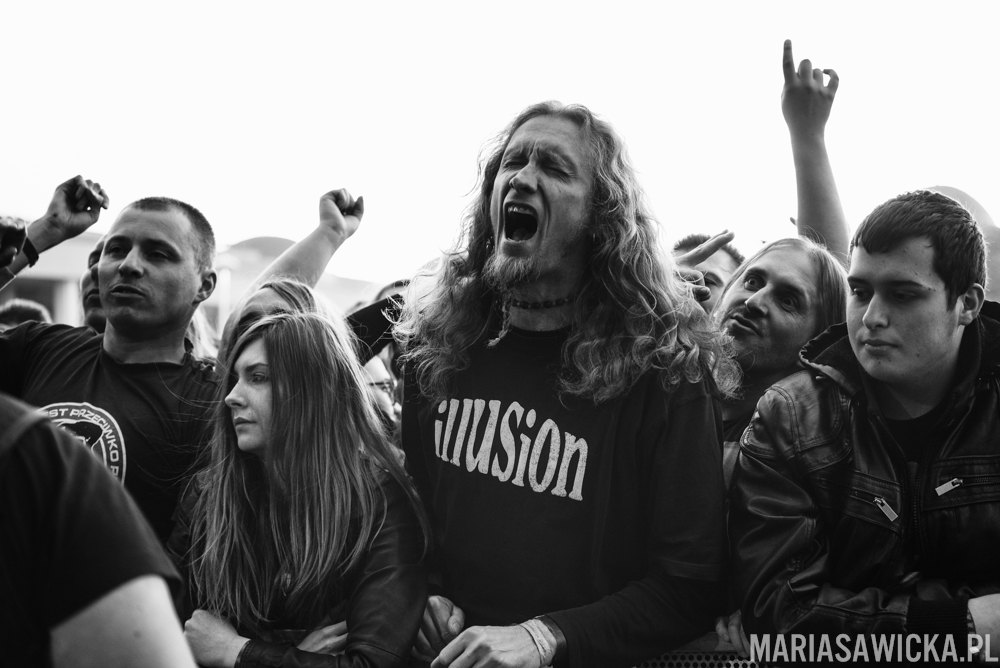 3-Majówka 2015 Wrocław Illusion tłum publiczność