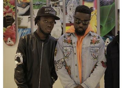 Akwaboah ft. Sarkodie – Obiba (Prod. By StreetBeats)