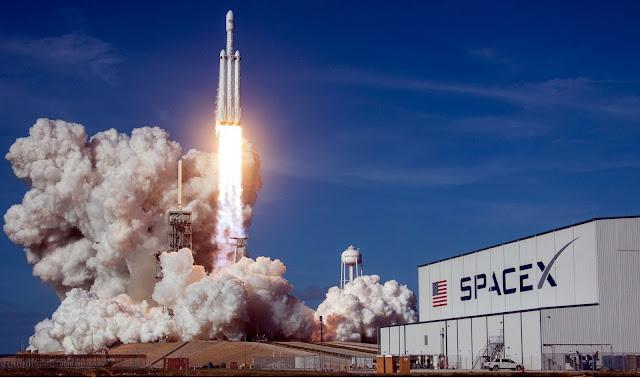 SpaceX 9 Saatlik Yolculuk 30 Dakikaya İnecek