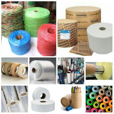 Fabricacion de Tubos de cartón en Perú