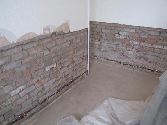 Osuszanie ścian metodą iniekcji krystalicznej cena