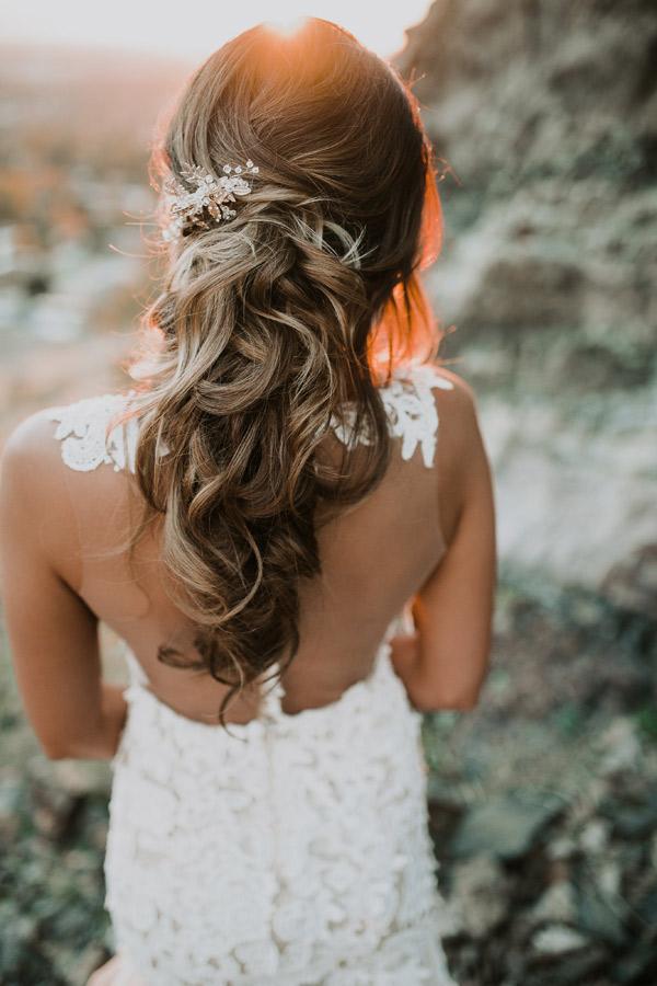 Modne Fryzury ślubne To Będzie Trendy W 2017