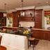 Những tiện lợi trong sinh hoạt khi sử dụng tủ bếp gỗ có quầy bar