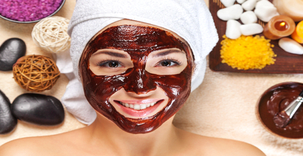 Home masks for skin care