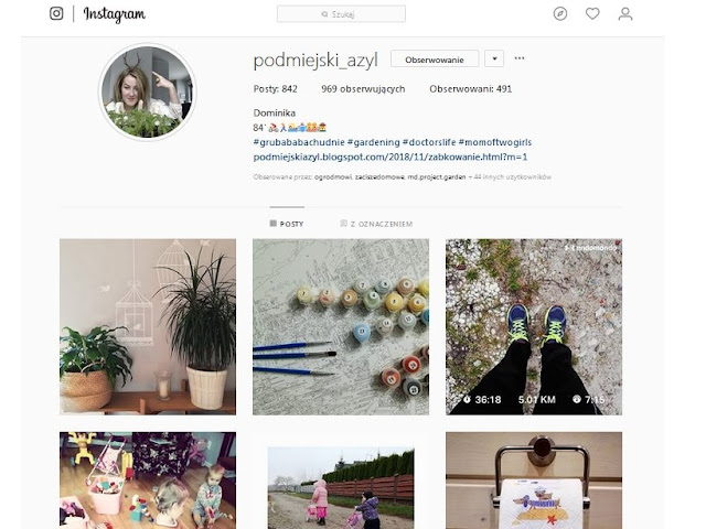 ogrodnicza konta, instagramowe profile, profil ogrodniczy, na Instagramie, ogród przydomowy, instagramowe profile ogrodnicze