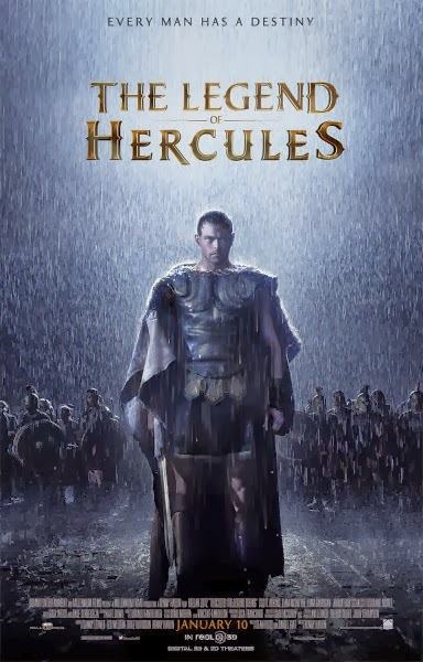 Hercules Modern, Akting Oke Cerita No Way