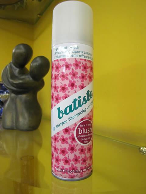 Shampoo Seco Batiste Blush