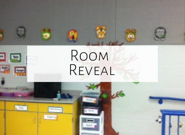 Classroom Reveal {2015-2016}