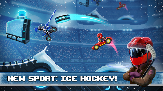 Download Game Drive Ahead! Sports Mod Apk Unlimited Money 1.53 Terbaru