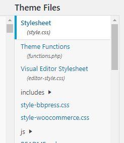 Wordpress 5.0 function.php
