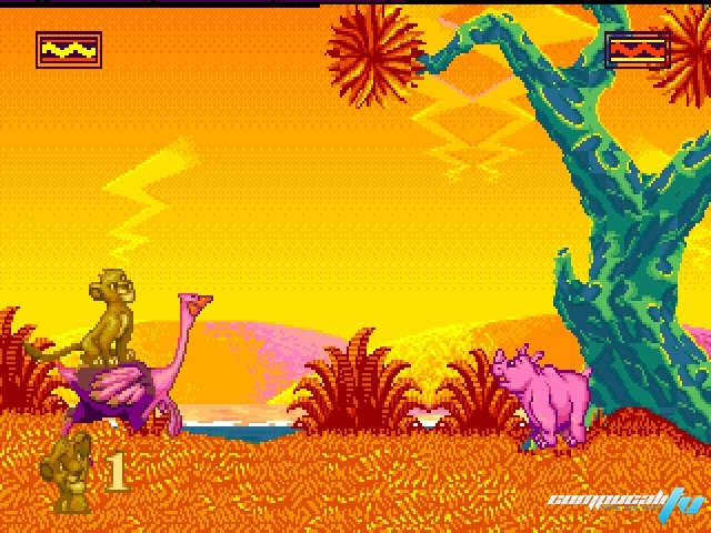 Disney The Lion King (1994) PC Clasico Full GOG