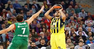 Fenerbahçe Doğuş - Baskonia Canli Maç İzle 05 Ocak 2018