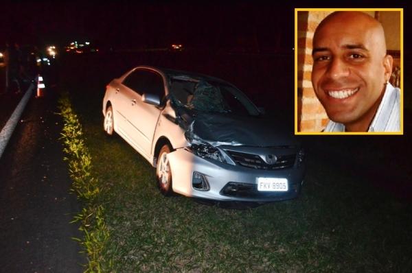 Jogador morre atropelado em frente casa noturna Tia Nena na SP 340 em Mogi-Guaçu