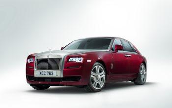 Rolls Royce Ghost Series 2