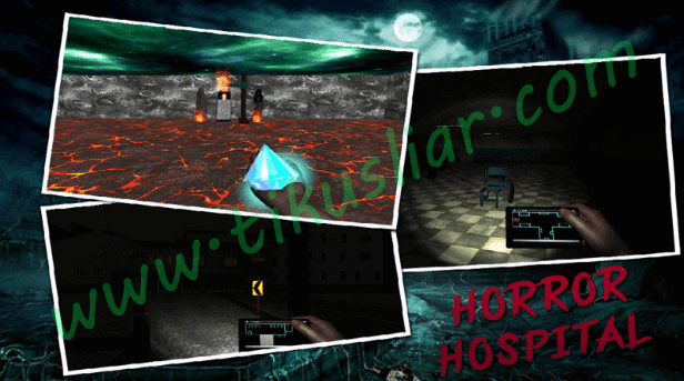 Download Game Horror Hospital - 3D